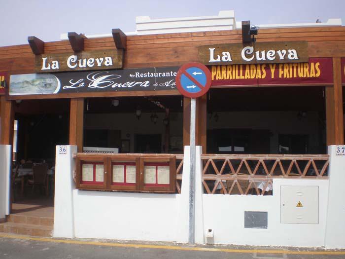 Restaurante Costero En San José Almería Restaurante La Cueva Almería