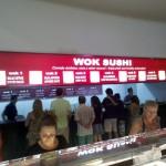 Salón Sushi Wok